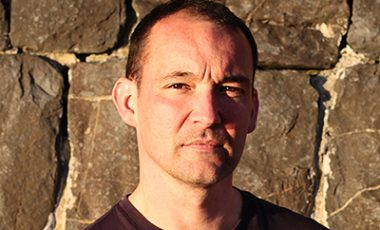 Cynan Jones, author